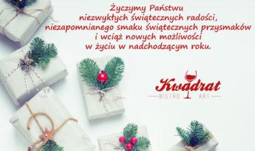 Wesołych i smacznych świąt